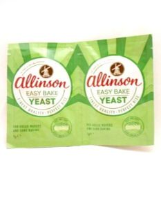Allinson Easy Bake Yeast | Buy Online at the Asian Cookshop